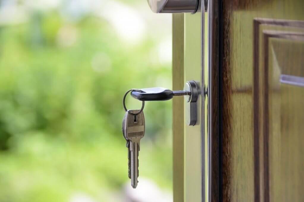 Nyckel front